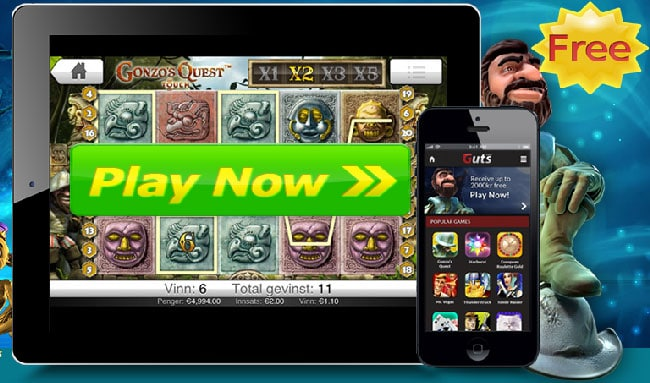 free slot for ipad