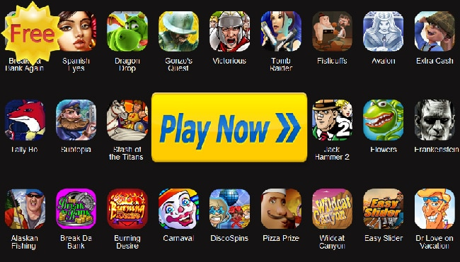 free ipad slot games