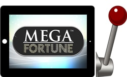 Mega Fortune Jackpots