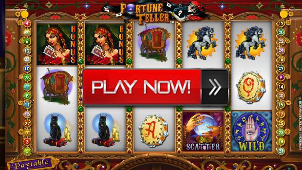 Fortune Teller play free on iPad