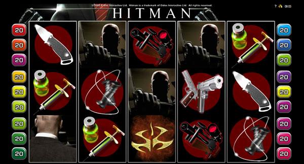 Hitman ipad slots review