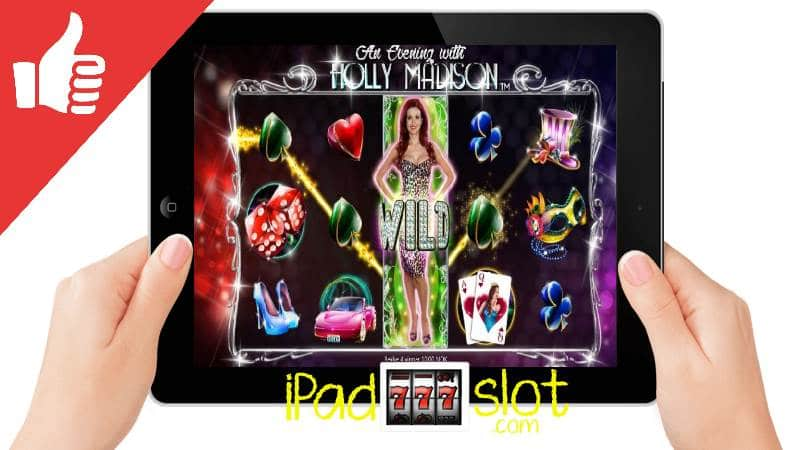 An Evening With Holly Madison Pokies Review