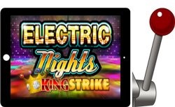 Electric Nights Free iPad Slots
