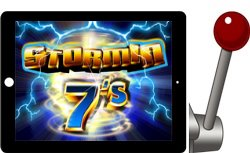 Stormin 7's Free iPad Slots