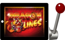 Dragon Lines Free iPad Slots