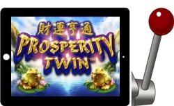 Prosperity Twin Free iPad Slots
