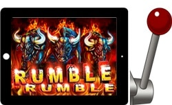 Rumble Rumble Free iPad Slots