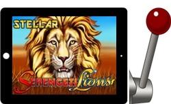 Serengeti Lions Free iPad Slots