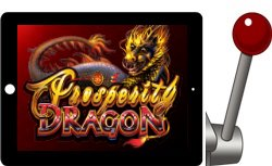 Prosperity Dragon Free iPad Slots