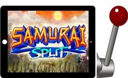 Samurai Split Free iPad Slots