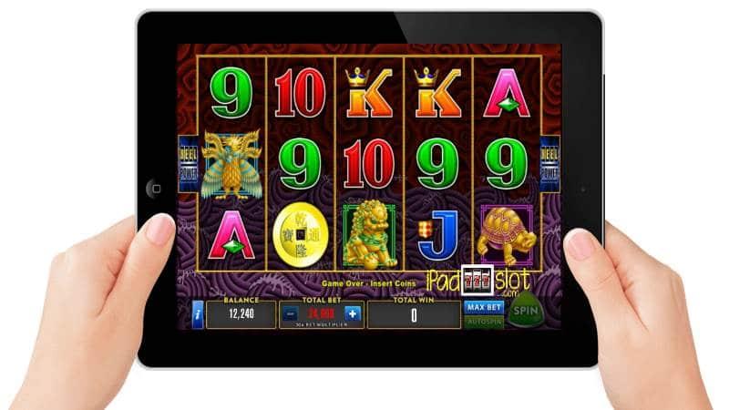 Aristocrat slots for ipad video poker machine payouts