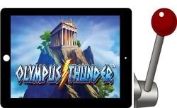 Free olympus thuder ipad slots
