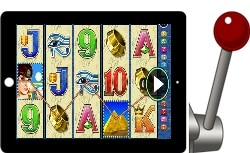 Free queen of the nile 2 ipad slots