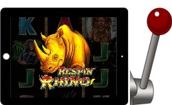 Free Respin Rhino ipad slots