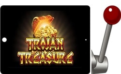 Free Trojan Treasure ipad slots