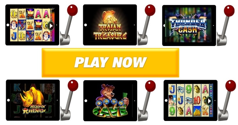 EGT Gold Dust Free iPad Pokies Guide