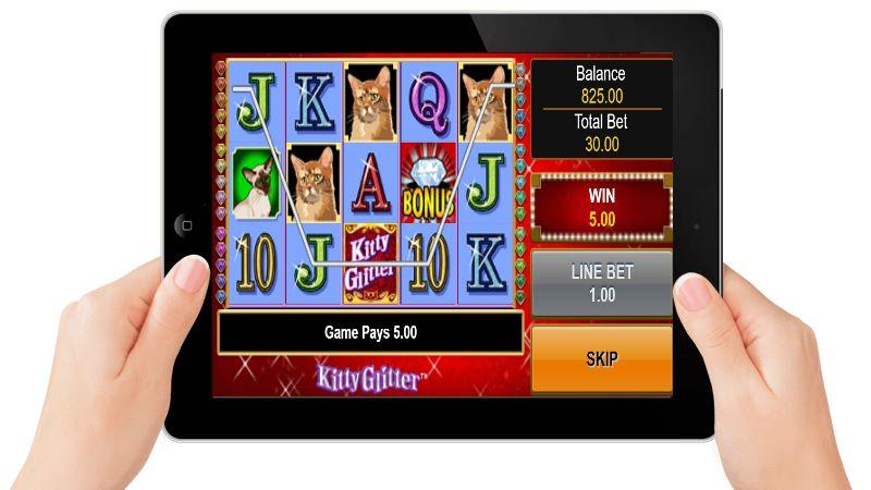 Free Ipad Slot