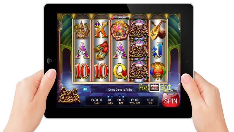 Grand Bazaar by Ainsworth Free Slot Game Review