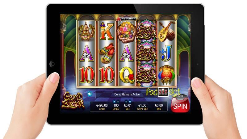 Spiele Grand Bazaar - Video Slots Online