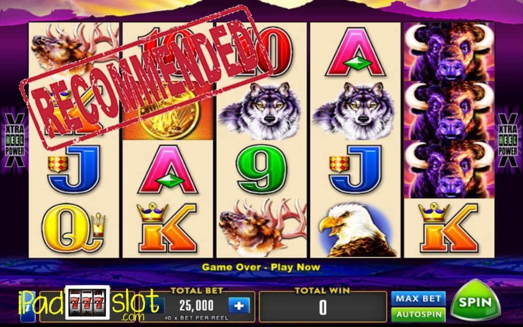 Buffalo Slot Game App