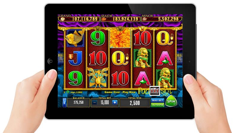 5 Dragons Rapid Free Slots Game Review