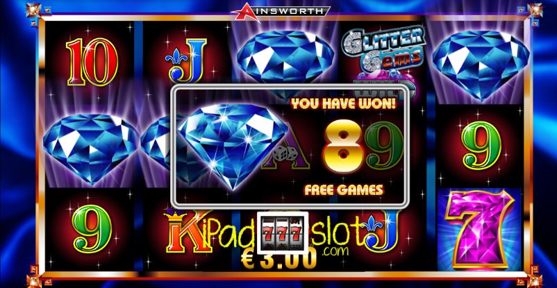 Spiele Glitter Gems - Video Slots Online