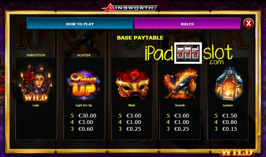 Spiele Light Em Up - Video Slots Online
