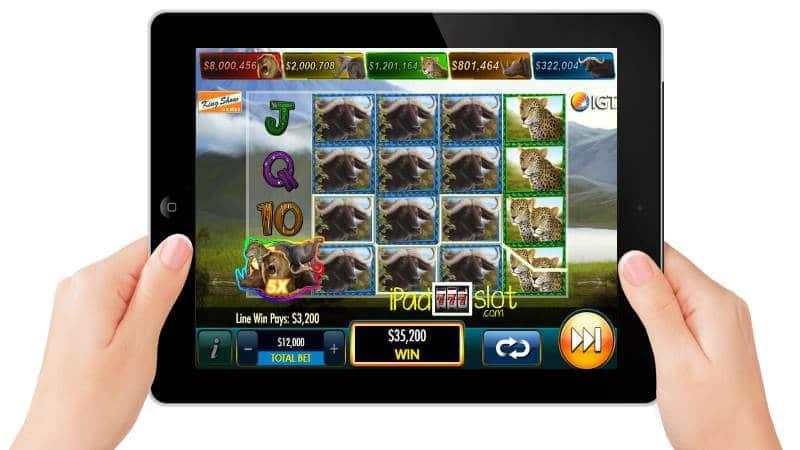 Free Slot For Ipad
