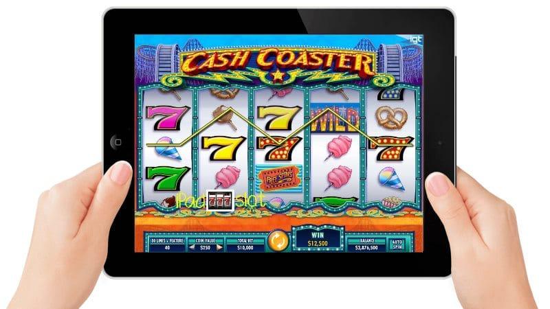 Cash coaster igt casino slots Köyceğiz