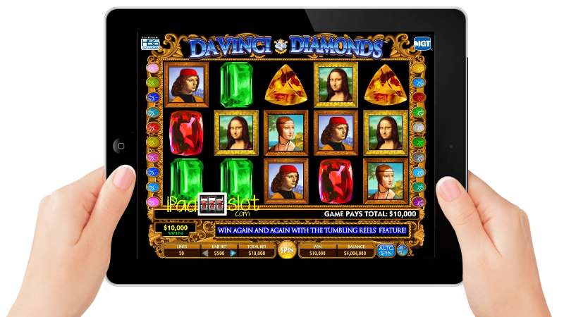 Da Vinci Diamonds Online Slots Game Review