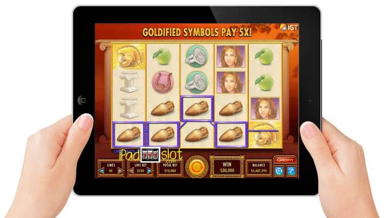 Ipad Android Or Iphone Free Or Real Play On The Goldify Igt Slot