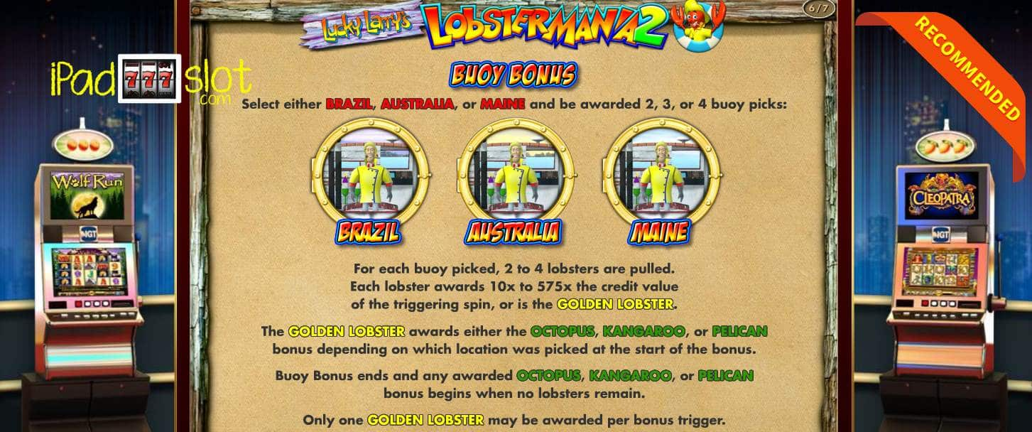 Play Lucky Larry S Lobstermania 2 Ipad Iphone Android
