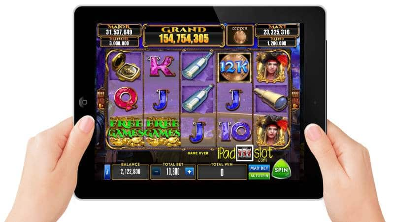 Oceans of Beauty Free Slots Game