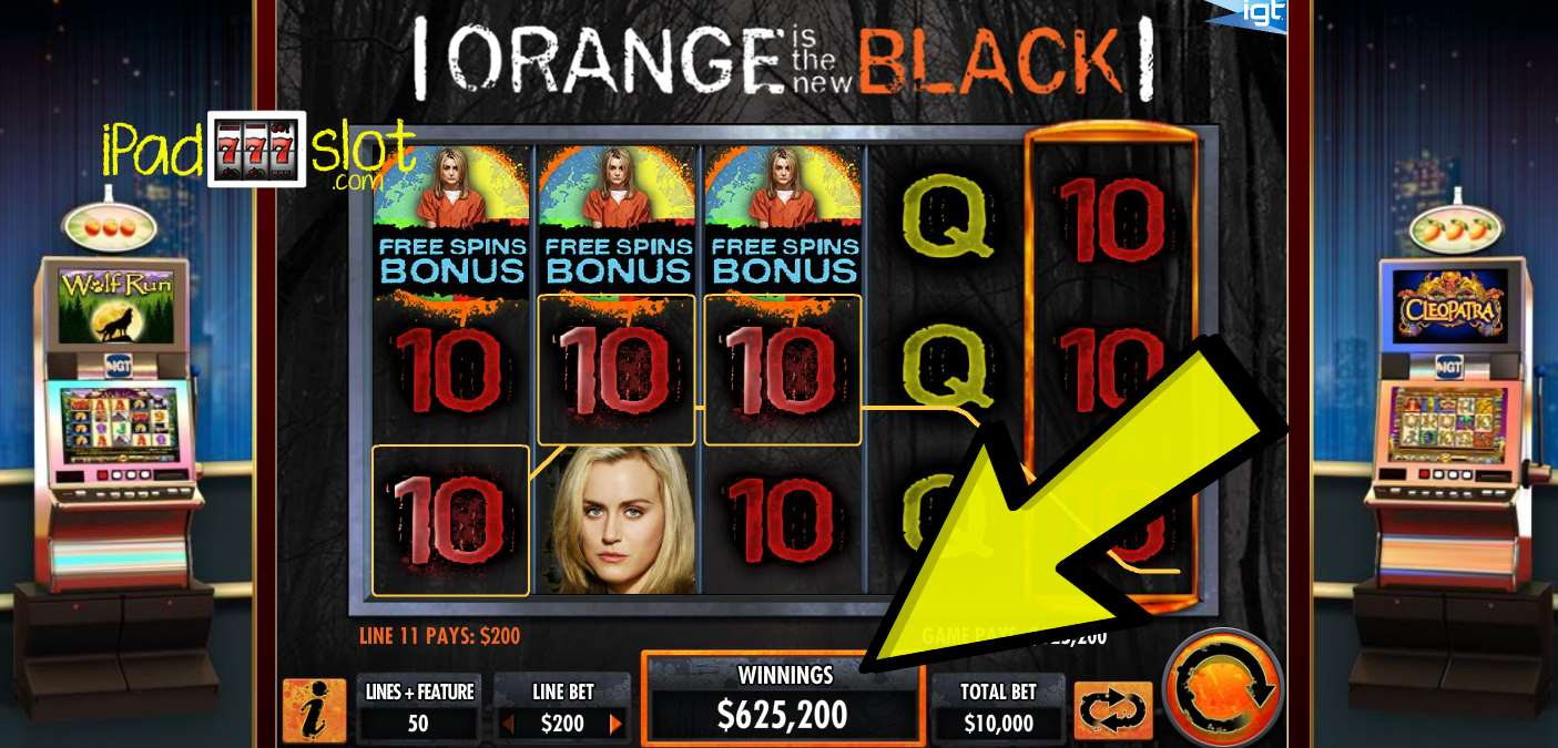 Play The Best IGT iPhone Slots For Free