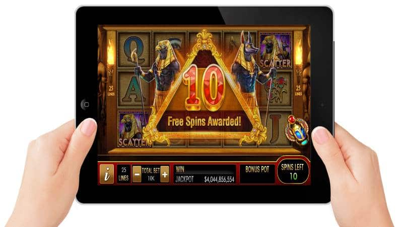 Pharaoh Slot Free