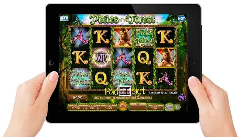 Slots, Roulette & Blackjack
