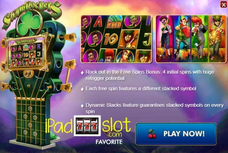 Ipad Slot Games