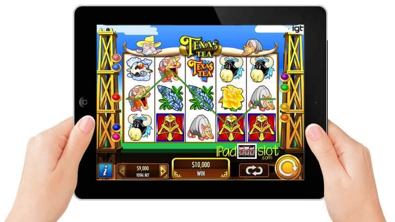 texas tea slot machine games