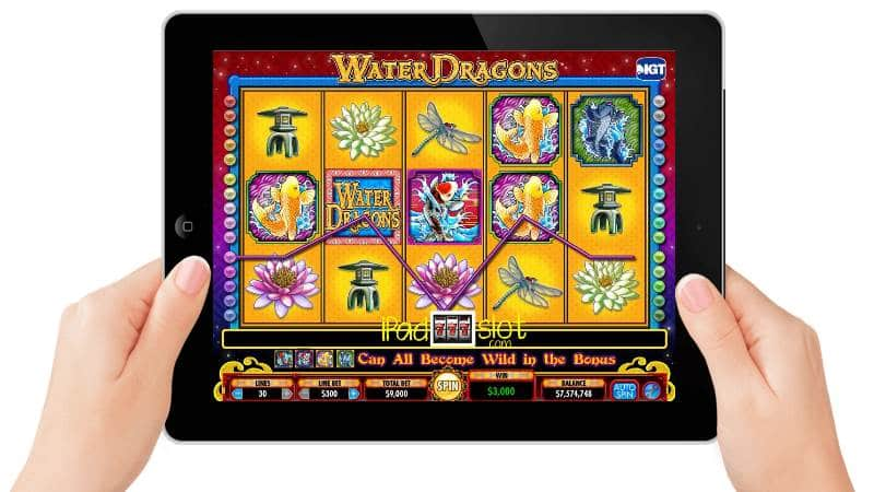 Water Dragons by IGT Free Slots Review