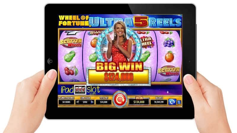 IGT Wheel Of Fortune Ultra 5 Reels Free Slots