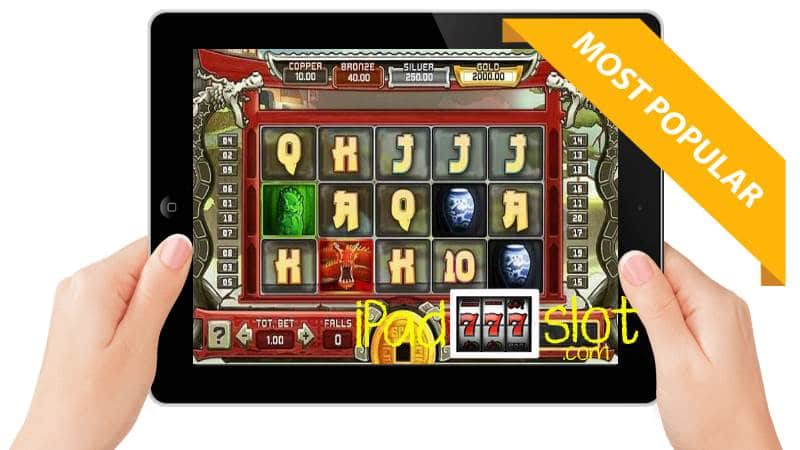 Dragon Fury Slots by Gaming1 Review