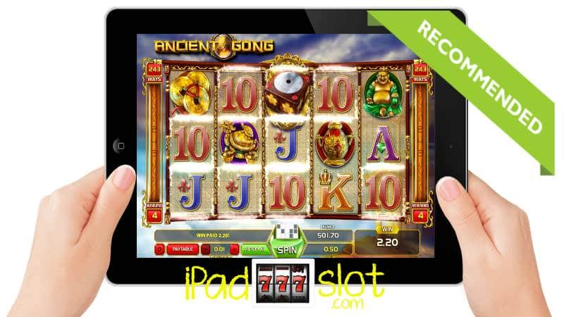 Ancient Gong Slots by GameArt Review