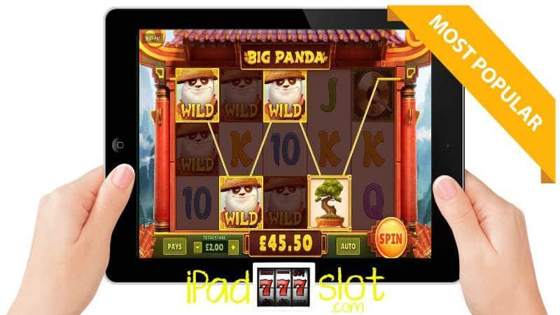 Cayetano Gaming Big Panda Slot Game Guide