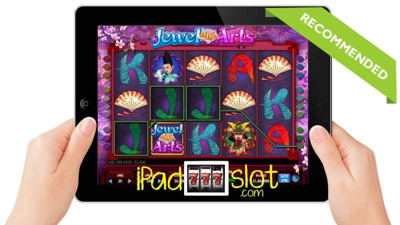 Jewel of the Arts IGT Slots Game Guide