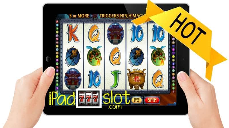 Microgaming Ninja Magic Free Slots App Guide