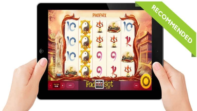 Red Phoenix Rising Free Slots Review
