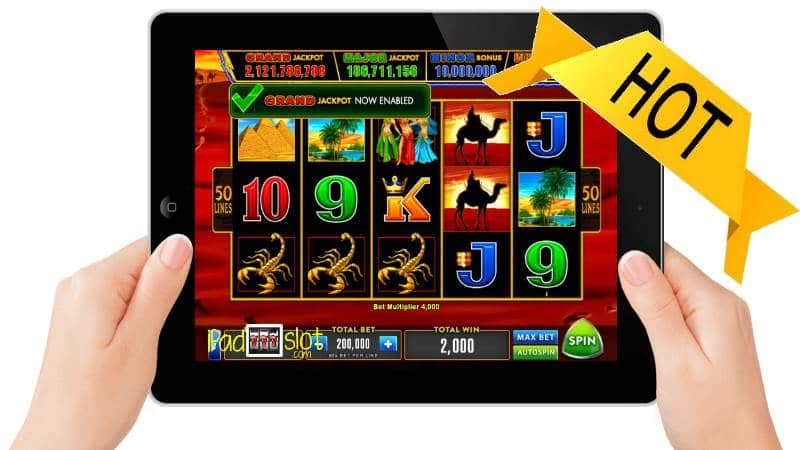 Sahara Gold Lightning Link Free Slots (Pokies) Game Guide