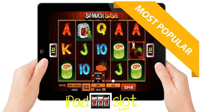 So Much Sushi Slots by Microgaming Guide