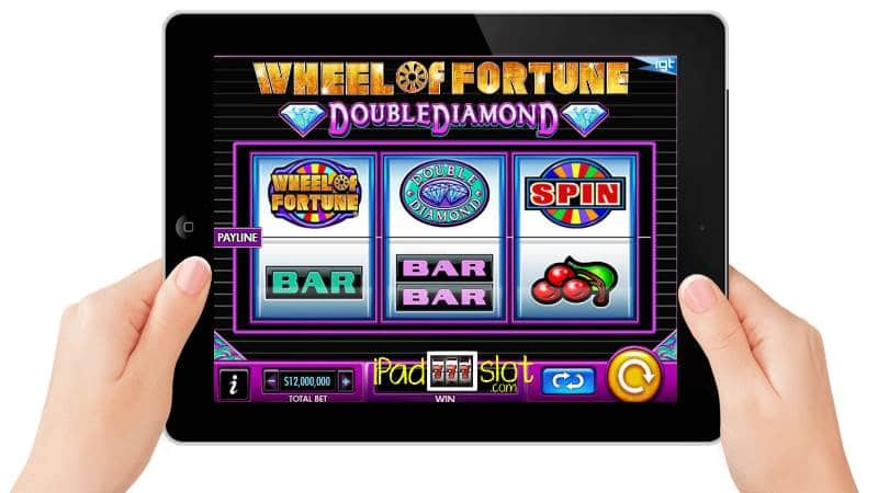 Double Diamond Spin Slots Machine