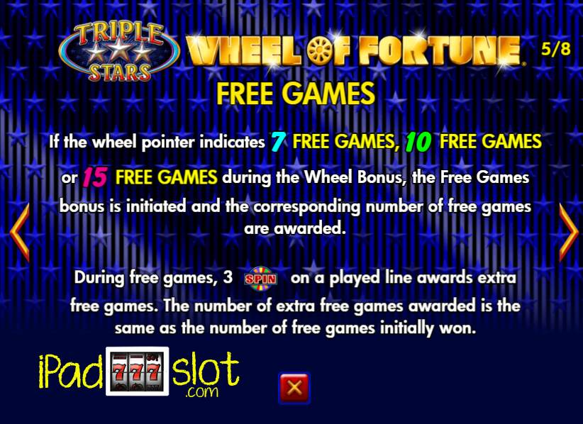 Try Wheel Of Fortune Triple Stars App Ipad Or Iphone Free